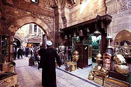 Le caire egypte vacances vacances et s jour en famille for Shopping in cairo