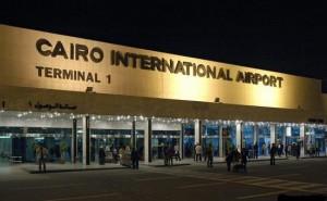 aeroport caire egypte