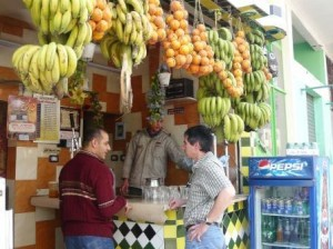 jus fruits egypte